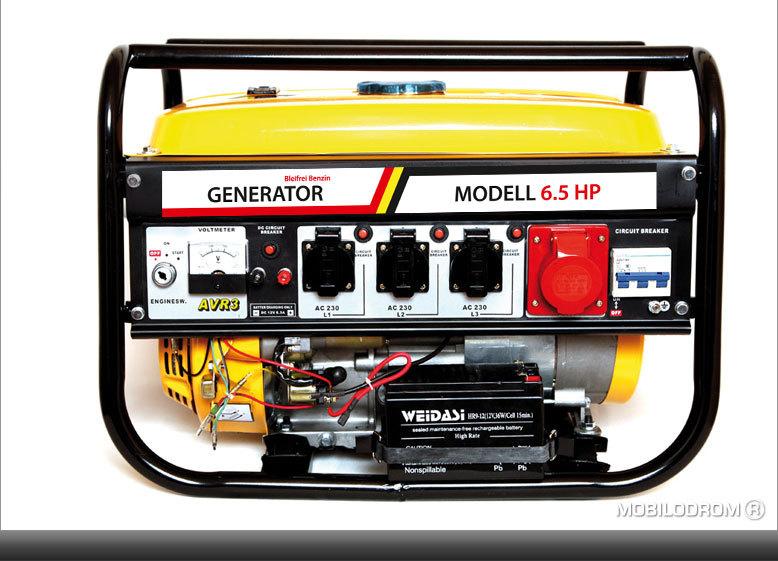 7015 benzin generator 3kw neuware mit e starter sh. Black Bedroom Furniture Sets. Home Design Ideas