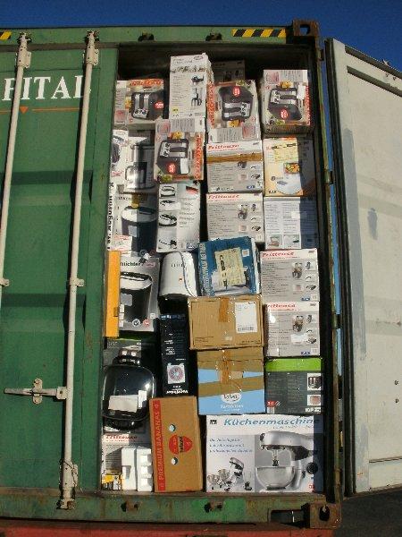 Container Versteigerung Hamburg