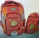 530 pcs. Satchel Schoolbag Satchel 5 pieces