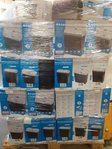 33 pallets of electronic document shredders according to models of unchecked returns